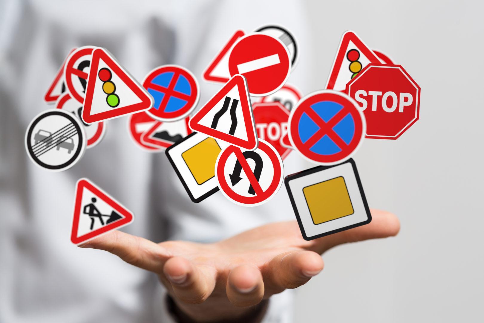 code de la route conduite - Conduite accompagnée